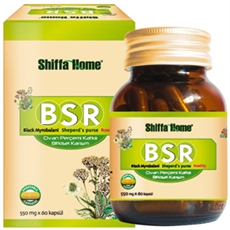 Shiffa Home BSR (Basur) 550mg 60 Kapsül