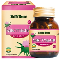 Shiffa Home Devedikeni (Milk Thistle)  770mg 60 Kapsül